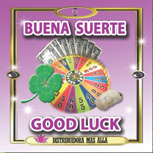 Polvo Buena Suerte - Good Luck Powder