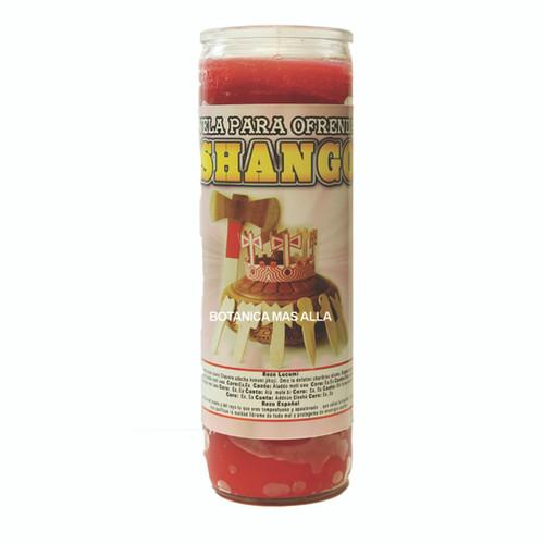 Vela Preparada Chango - Shango Fixed Candle