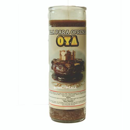 Vela Preparada Oya - Fixed Candle Oya
