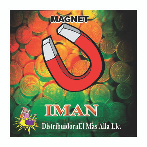 Aceite Iman - Magnet anointing and Rituals oi