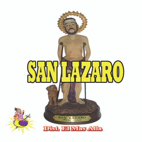 Aceite San Lazaro - Anointing And Rituals Oil