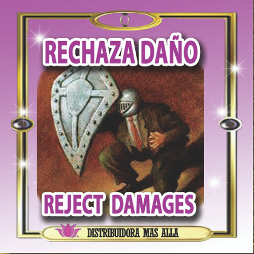 Aceite Rechaza Danos  - anointing and Rituals oil