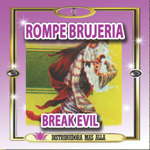Aceite Rompe Brujerias - Anointing And Rituals Oil