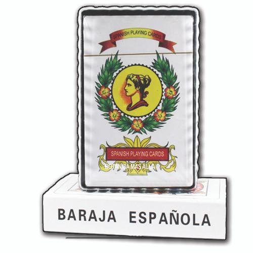 Barajas O Cartas