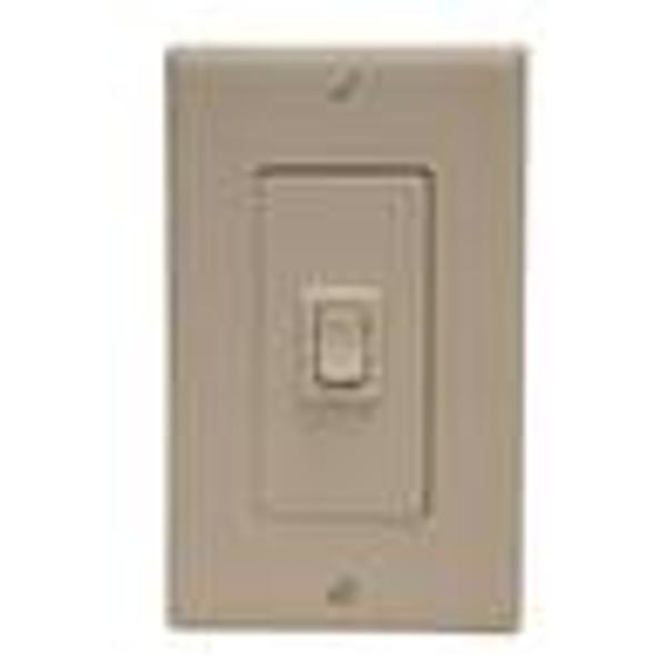 Decora DC Rocker Switch Momentary White 1800424