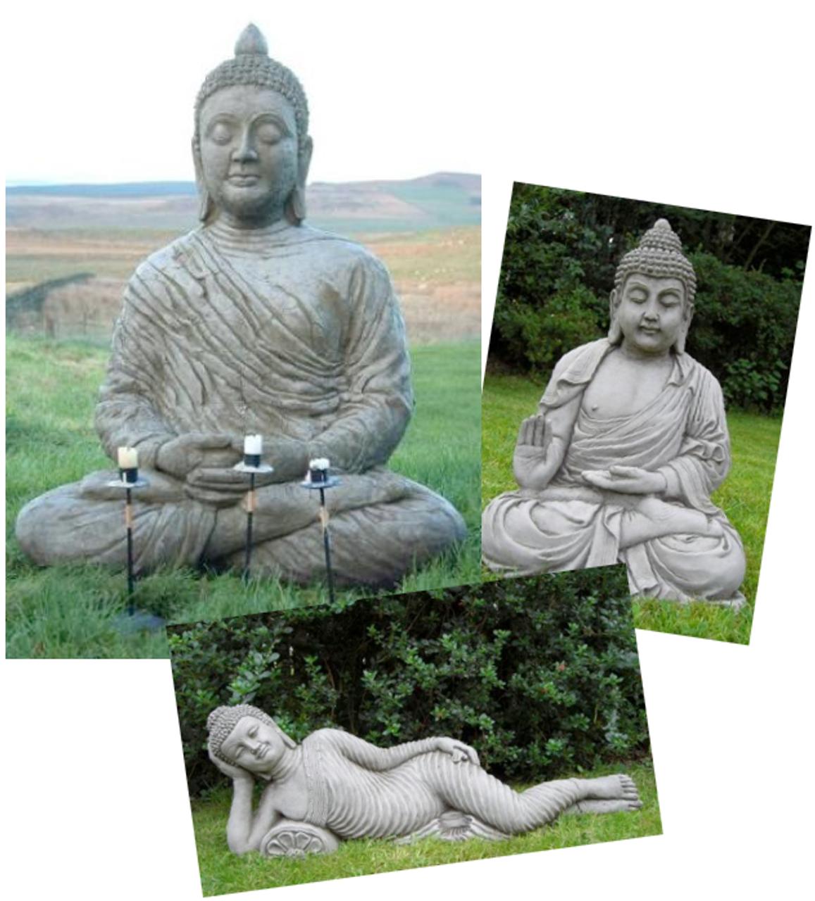 Oriental Buddhas Set