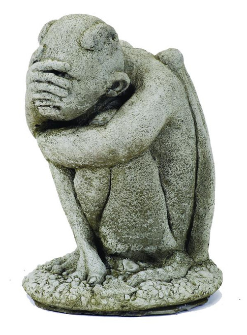 Headache Gargoyle Garden Ornament
