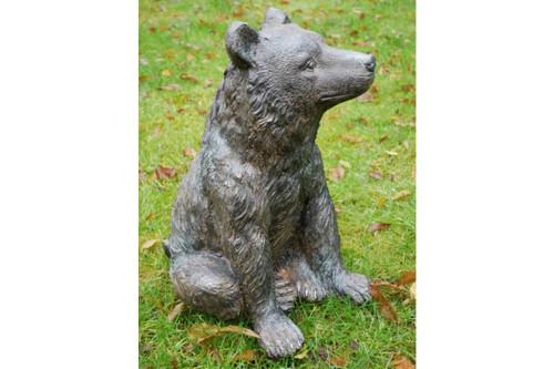 Large Garden Bear statue