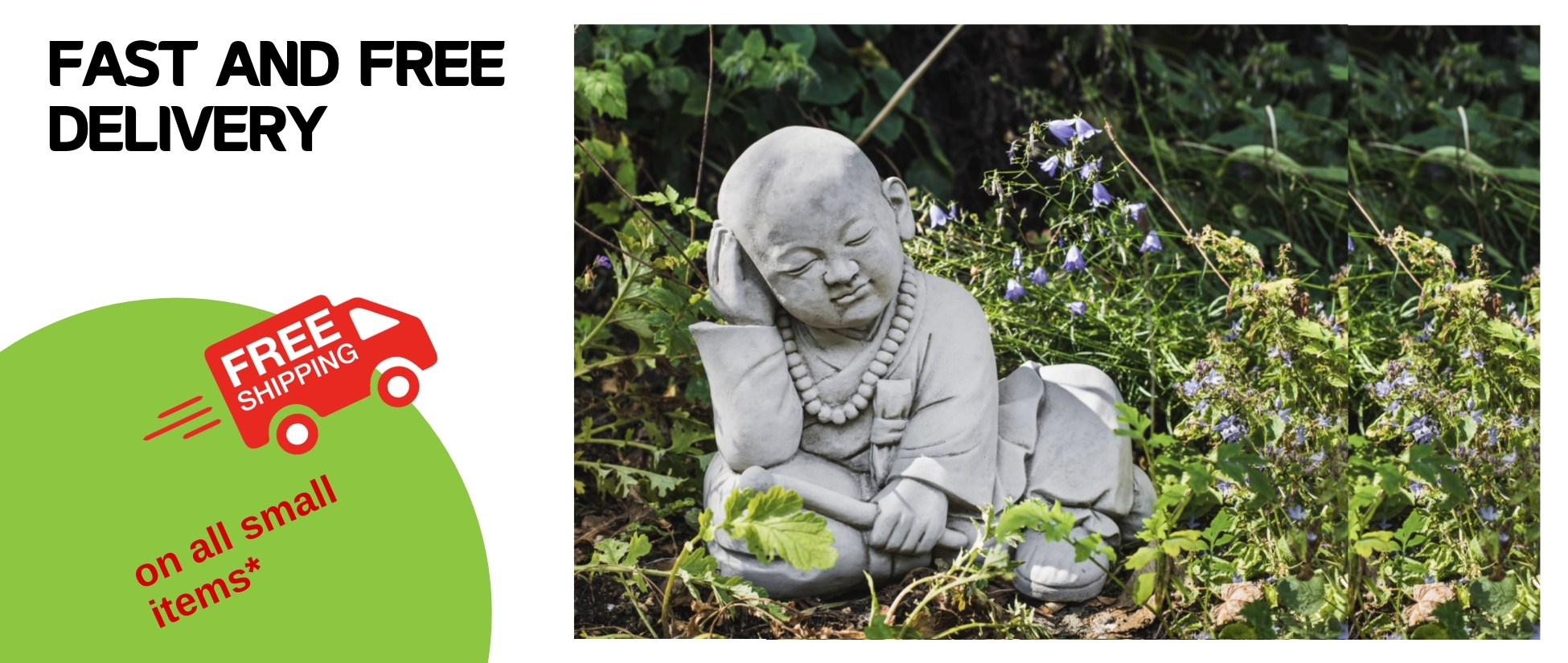 free delivery free shipping stone garden ornaments