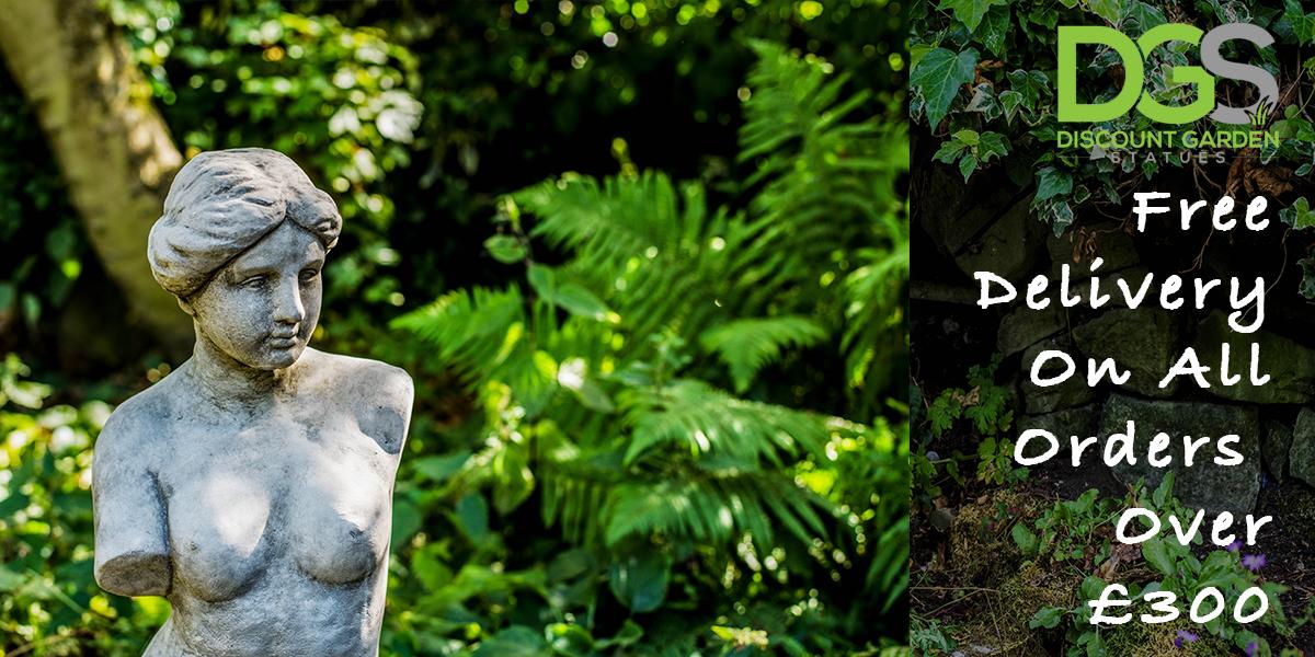 Discount Garden Ornaments and Garden Statues | Outstanding Value