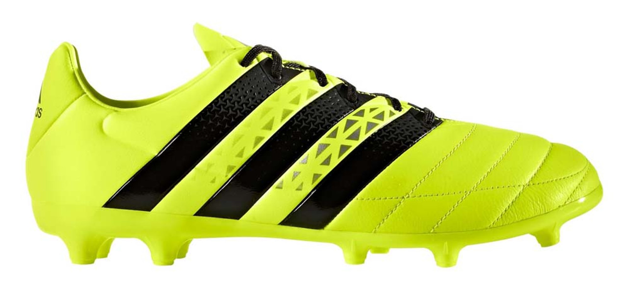 premium selection 6f382 65aa2 Adidas Ace 16.3 FG Leather Rugby Boots