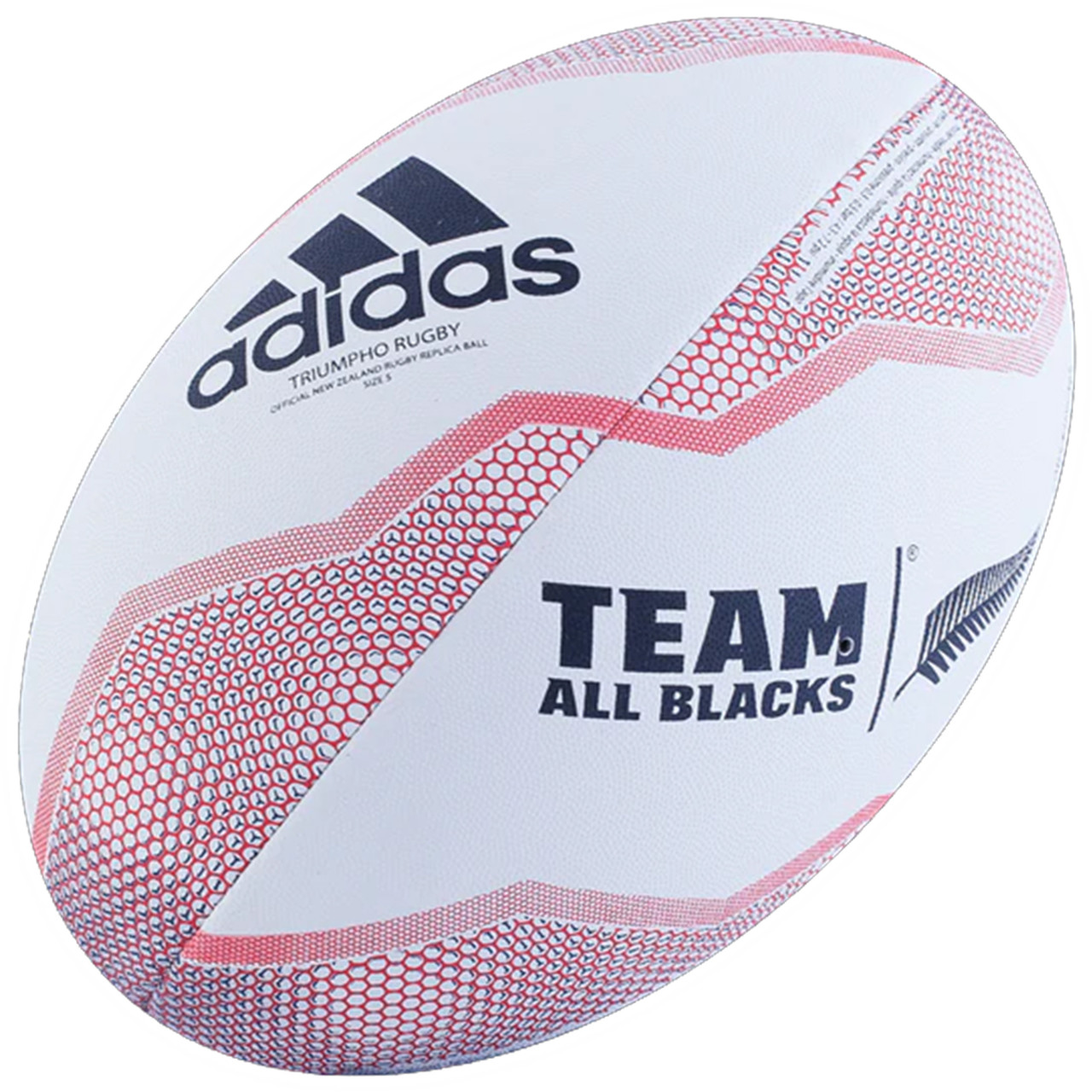 Suavemente boca Egipto  Adidas All Blacks Supporter Ball on sale at Rugby City | 24.99