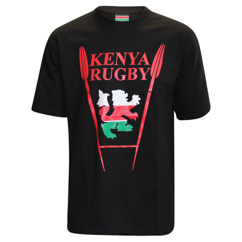 Kenya Rugby Supporter T-Shirt | Rugby City