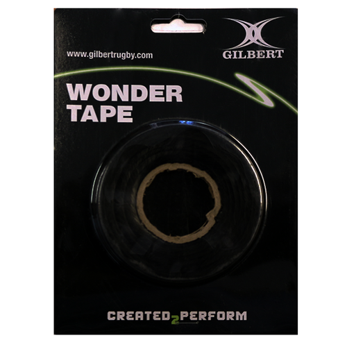 Gilbert Wonder Tape - Black | Rugby City