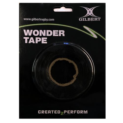 Gilbert Wonder Tape - Black | Rugby City