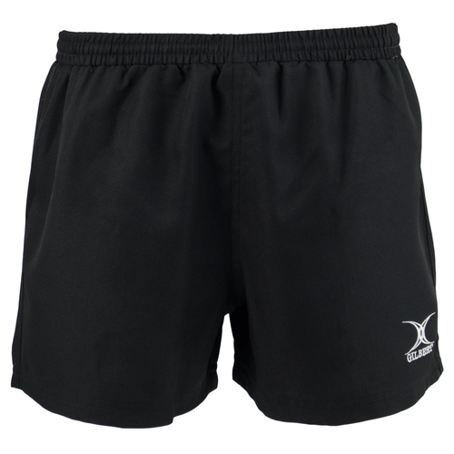 Gilbert Saracen Rugby Shorts - Black