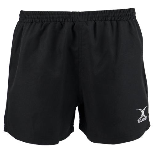 Gilbert Saracen Rugby Shorts - Black