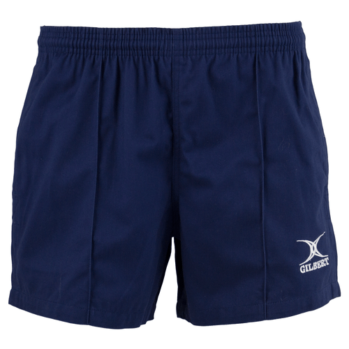 Gilbert Kiwi Pro Rugby Shorts - Blue