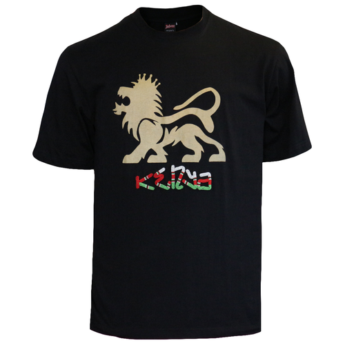 Kenya Lion T-Shirt | Rugby City