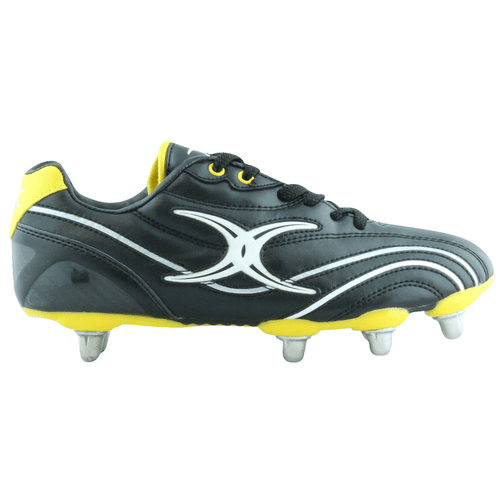 Gilbert Junior Sidestep Zenon Lo 6 Stud Rugby Boot   Rugby City