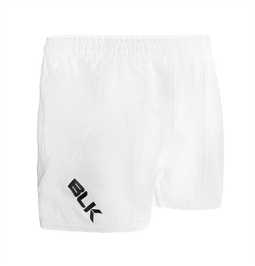 BLK TEK Rugby Shorts - White | Rugby City