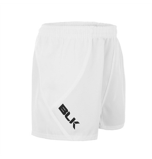 BLK T2 Rugby Shorts - White