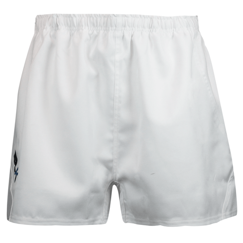 BLK T2 Rugby Shorts - White | Rugby City