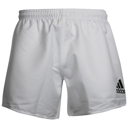 Adidas Basic Rugby Shorts - White | Rugby City