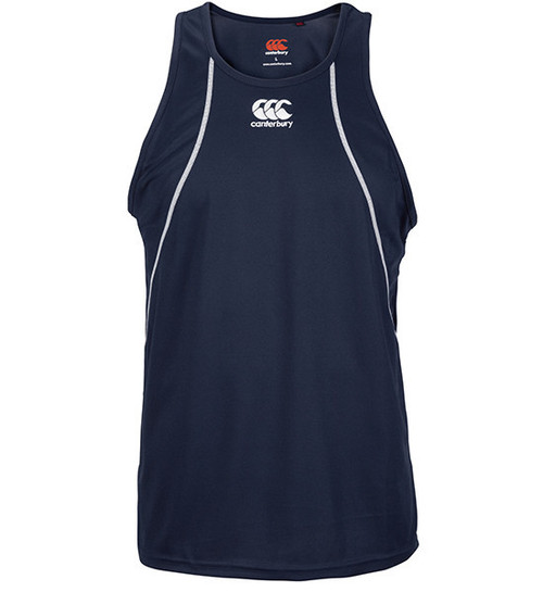 Canterbury Classic Dry Singlet - Navy