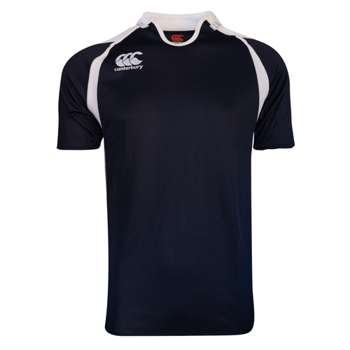 Canterbury Challenge Rugby Jersey - Navy/White   Rugby City
