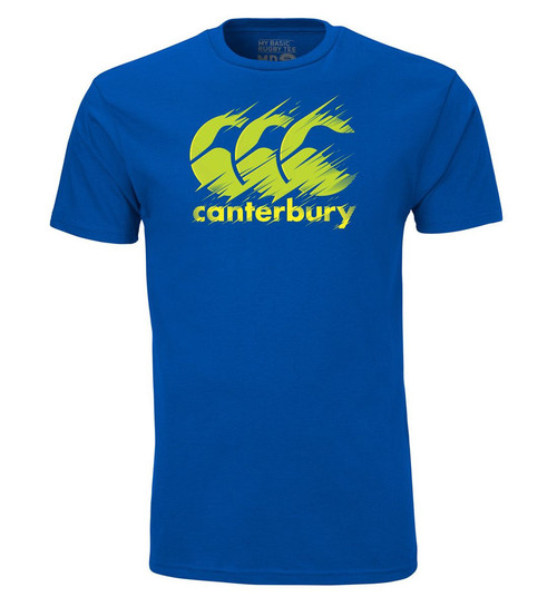Canterbury Speed Graphic Tee - Royal | Rugby City