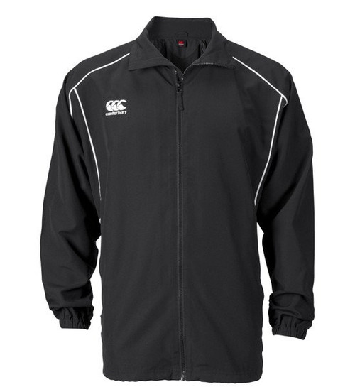 Canterbury Classic Track Jacket - Black | Rugby City