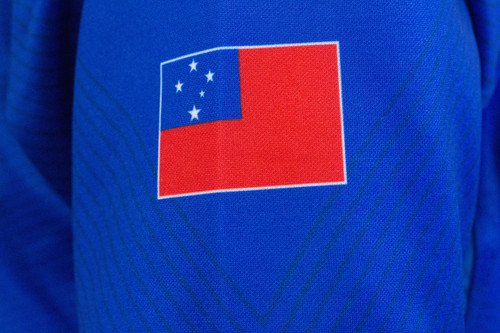 727095951e4 Samoa Rugby 7's Home Jersey 2017 by LE Sportswear - Rugby City