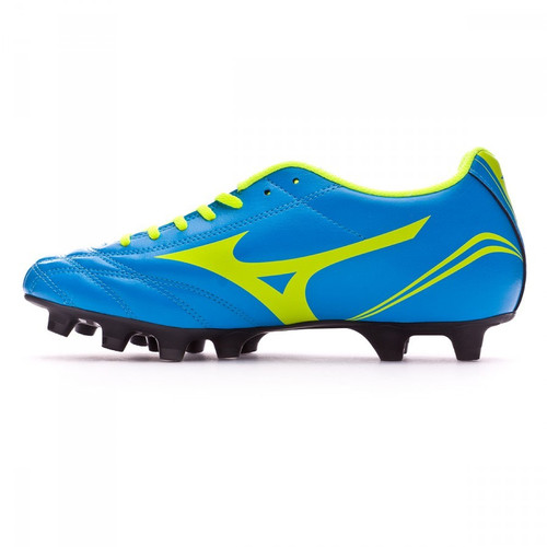 Mizuno Morelia Neo CL MD Rugby Boots - Diva Blue/ Yellow   Rugby City