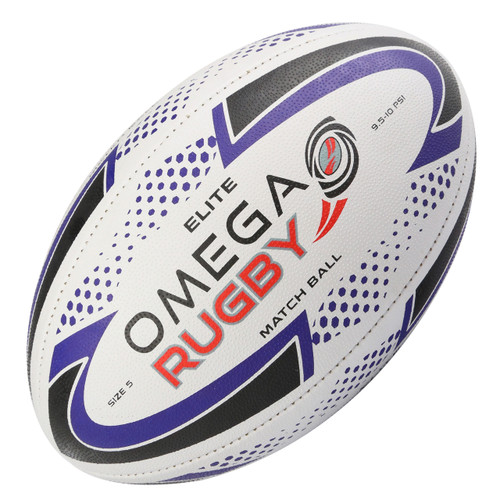 Omega Rugby Elite Match Rugby Ball | Rugby City