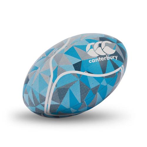 Canterbury Thrillseeker Beach Rugby Ball - Danube Blue