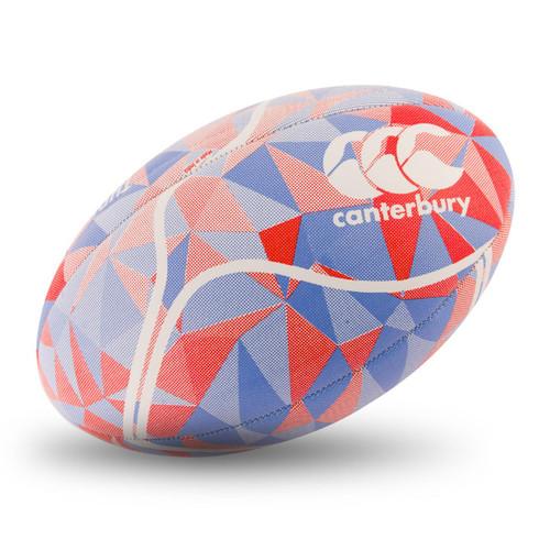 Canterbury Thrillseeker Beach Rugby Ball - Fiery Red