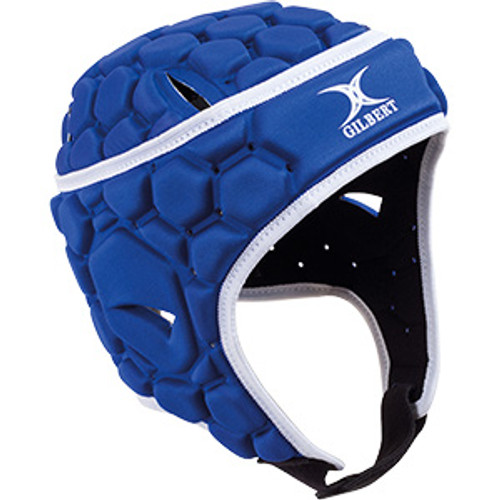 Gilbert Falcon 200 Rugby Headguard - Royal Blue | Rugby City