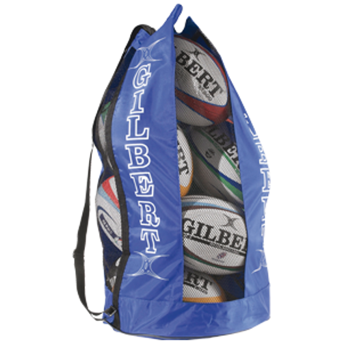 Gilbert Mesh Ball Bag | Rugby City