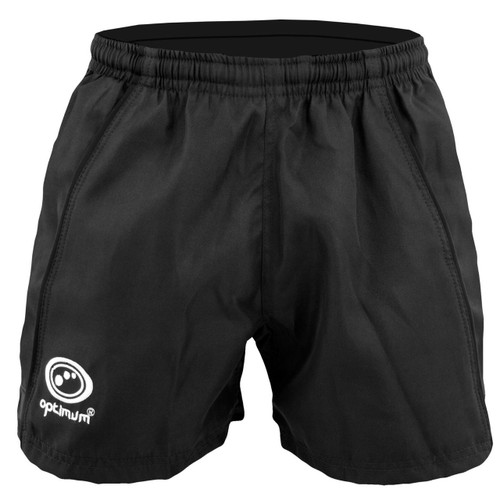 Optimum Sports Fiji Rugby Shorts - Black | Rugby City