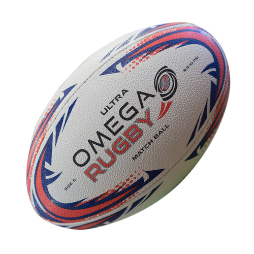 Omega Rugby Ultra Match Rugby Ball | Rugby City