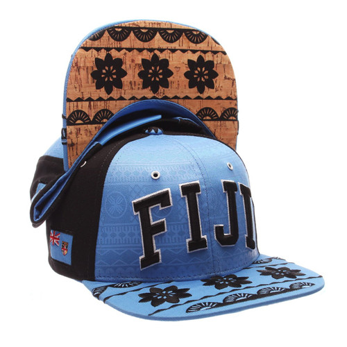 Fiji Snapback Hat - Toa Collection