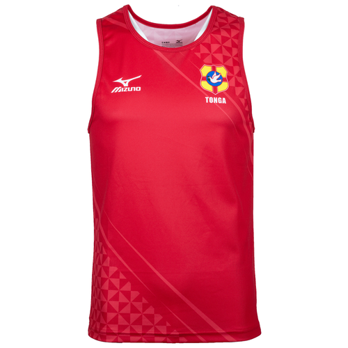 Tonga Rugby Singlet by Mizuno | Rugby City