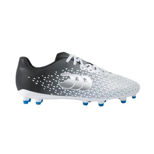 Canterbury Speed 2.0 FG - Optic White/ Black | Rugby City