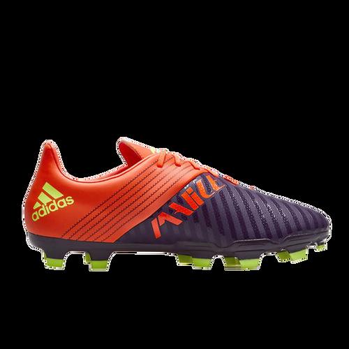 Adidas Malice FG Rugby Boot - Legend Purple/Hi-res Yellow/True Orange