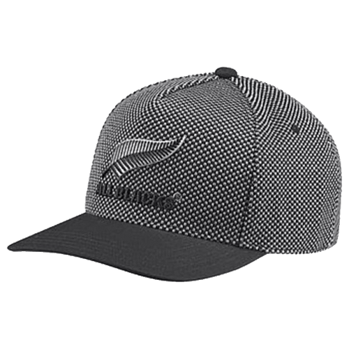 Adidas New Zealand All Blacks Flat Cap - Black/Gray | Rugby City
