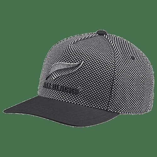 Adidas New Zealand All Blacks Flat Cap - Black/Gray | Rugby City