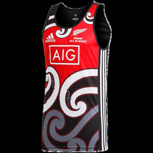 Adidas New Zealand All Blacks Maori Singlet | Rugby City
