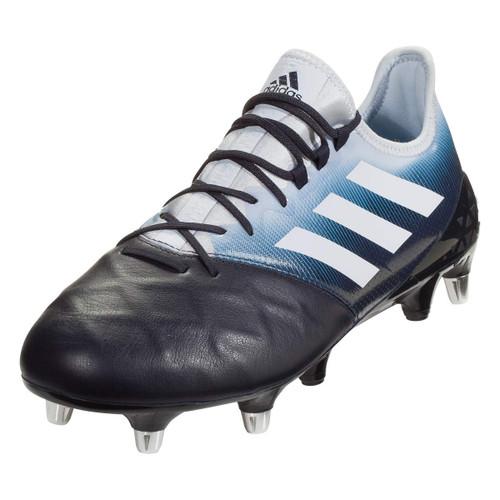 c4d5b9026d8 Kakari Light SG Rugby Boots - Legend Ink / Shock Cyan / Aero Blue