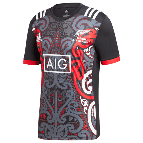 Adidas All Blacks Maori  Performance T-shirt | Rugby City